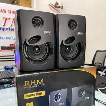 Loa vi tính RHM RM115BT cao cấp