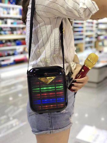 Loa Bluetooth Karaoke YS-A21