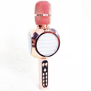 Mic karaoke không dây 3 in 1 bluetooth YS90 - Model 2018 Giải trí đa năng