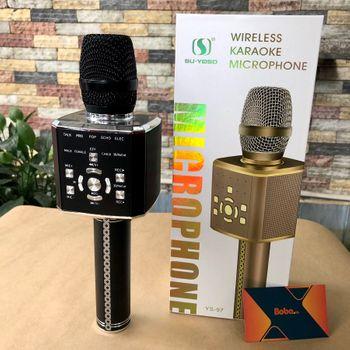 Micro bluetooth karaoke kèm loa YS97