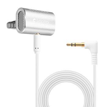 Mic thu âm cho điện thoại Lavalier Microphone Yanmai chính hãng