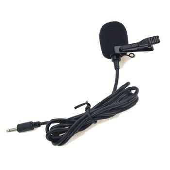 Micro thu âm cài áo Koolsound Lavalier dành cho mobile N3 Solo - Dây 3.5mm cực dài