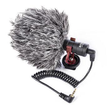 Micro thu âm gài áo Boya By MM1 cao cấp chính hãng
