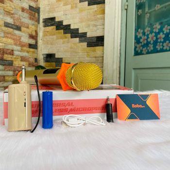 Micro không dây HUANGSHI TV-1900 - Âm thanh chuyên nghiệp