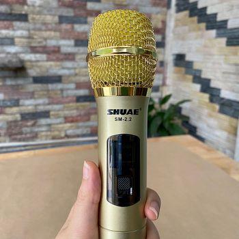 Micro Không Dây Shuae SM-2.2 phiên bản mới 2021
