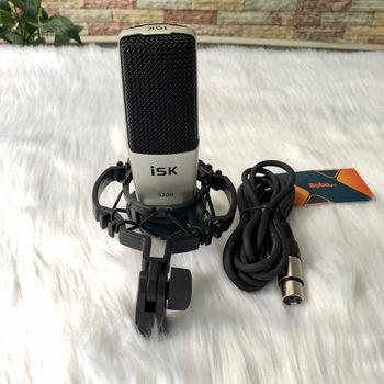 Mic thu âm ISK S700 chính hãng