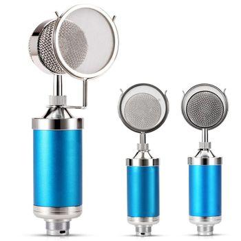 Micro thu âm BM 3000 - Hát live karaoke online chuyên nghiệp