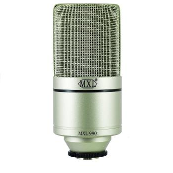 micro thu âm cao cấp MXL 990