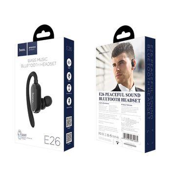 Tai nghe bluetooth Hoco E26 chính hãng - Thiết kế móc vành tai