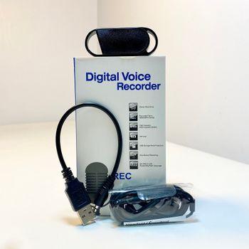 Máy ghi âm mini móc khóa T88
