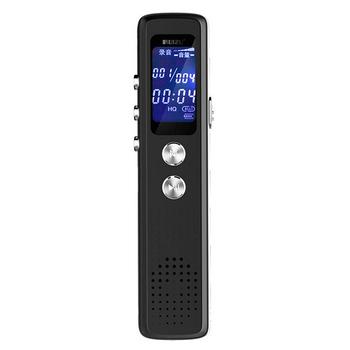 Máy ghi âm stereo Ruizu K15 - Chính hãng âm trong - Ghi âm liên tục 20 giờ