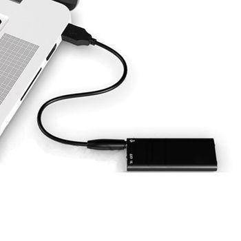 USB ghi âm 8GB N25 - Ghi cực kỳ rõ