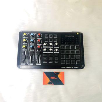 Sound card K20 chính hãng