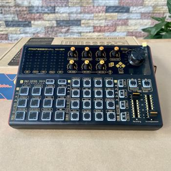 Soundcard thu âm chuyên nghiệp bluetooth SK300 Plus - English version