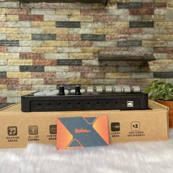 Soundcard thu âm livestream MKAI H9 - Có Bluetooth Auto Tune Pin Sạc