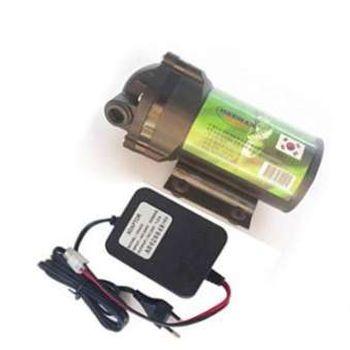 Bộ phun sương 15 đầu phun - Bơm Deahan DH 6017 lọc rác 20M dây