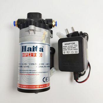Trọn bộ hệ thống phun sương Haita HP 2900 15 béc