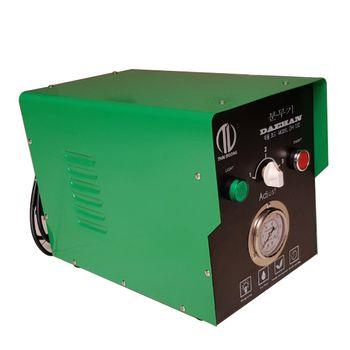 Lắp đặt bộ phun sương 150 béc - Deahan DH  150G cốc lọc rác 150M dây