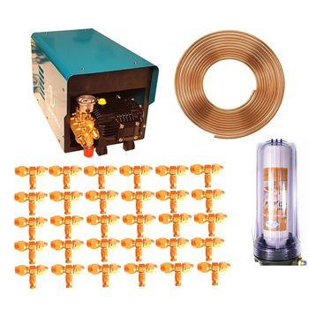 Combo máy cao áp ống đồng 30 béc giá rẻ