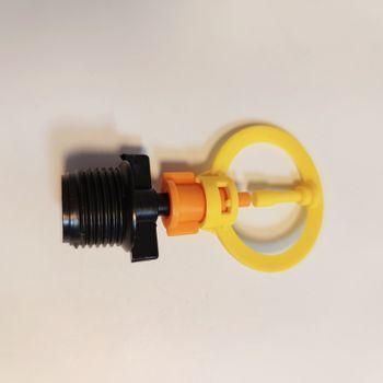 Béc SD601 nhựa kèm chân ren 21