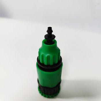 Khớp nối nhanh 25/21 ra 10/6 bằng nhựa ( nối đầu vòi nước )