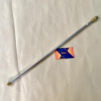 Cần nối dài tưới lan phun thuốc bằng inox 304 dài 1m2