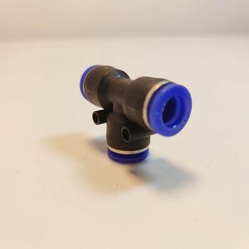 Đầu nối chữ T nhựa nối ống 10mm