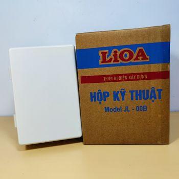 Hộp tủ điện kỹ thuật nhựa nhỏ LiOA JL-00B