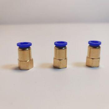 Ren trong 13 ra 8mm khớp nối nhanh