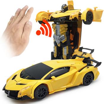 Xe Biến Hình Thành Robot loại lớn BB622 - Phiên Bản 2020 Có Cảm Biến