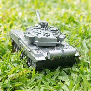 Xe tăng war tank điều khiển từ xa T90