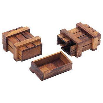 Hộp gỗ trí tuệ Nhật Bản - Món quà bất ngờ