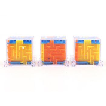 Hộp mê cung trò chơi Rubik C5 đường đi 6 mặt - Tăng khả năng tập trung cho não bộ