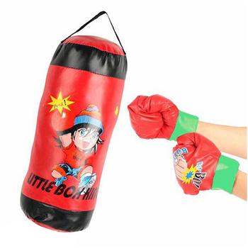 Trò chơi túi tập Boxing cho bé