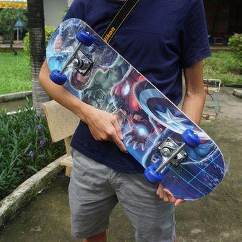 Ván trượt Skateboard Avenger 3D nổi cực đẹp
