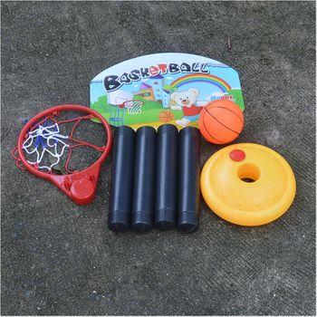 Bộ đồ chơi bóng rổ basketball tăng chiều cao cho bé