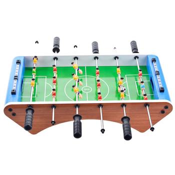 Đồ chơi bàn bi lắc bằng gỗ 6 tay cầm H1 Soccer