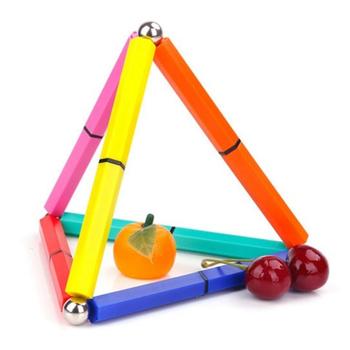 Bút nam châm sáng tạo 12 chi tiết  6 viên tròn P5