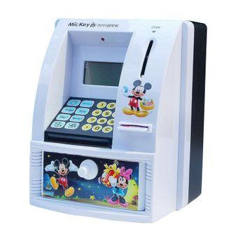 Két sắt cho bé - Hình cây máy rút tiền ATM N7