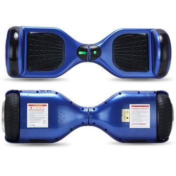 Xe điện tự cân bằng có Bluetooth 10 inch (Xanh)