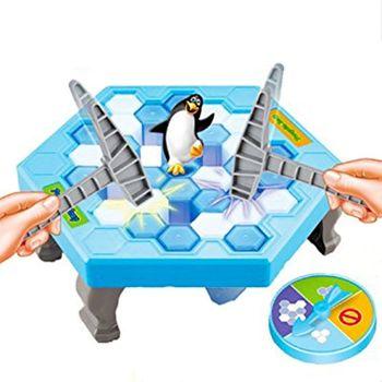 Bộ trò chơi bẫy chim cánh cụt C3 (Mẫu lớn)