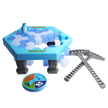 Bộ trò chơi phá băng chim cánh cụt Penguin Trap C1