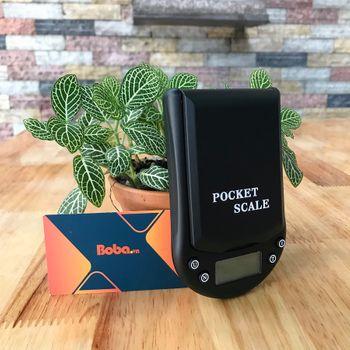 Cân tiêu ly bỏ túi Pocket Scale cân từ dải 0.01g - 500g