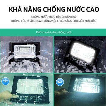 Đèn LED công suất cao 200W JD-8200L