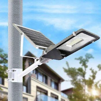 Đèn mặt trời cao cấp DSY pin dời 400w