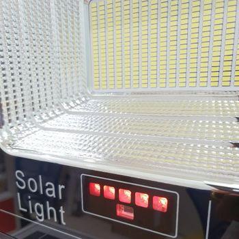 Đèn năng lượng mặt trời cao cấp JD-8300L 300W