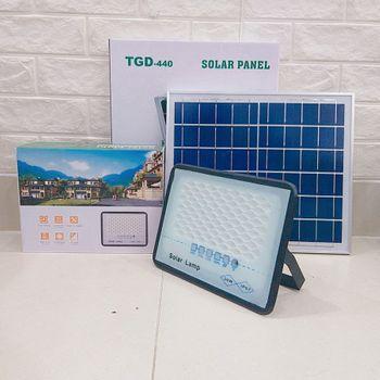Đèn năng lượng mặt trời DSY nhôm TGD-440
