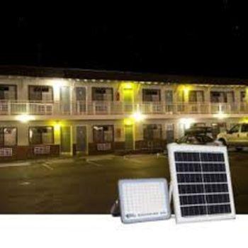 Đèn năng lượng mặt trời DSY nhôm TGD-460