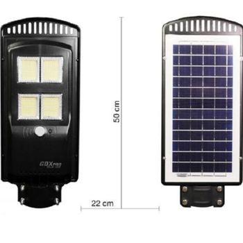 Đèn năng lượng mặt trời 4 đầu 100W