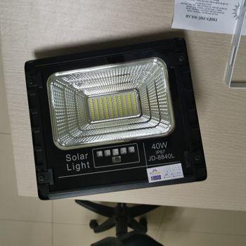 Đèn năng lương mặt trời JD-8840